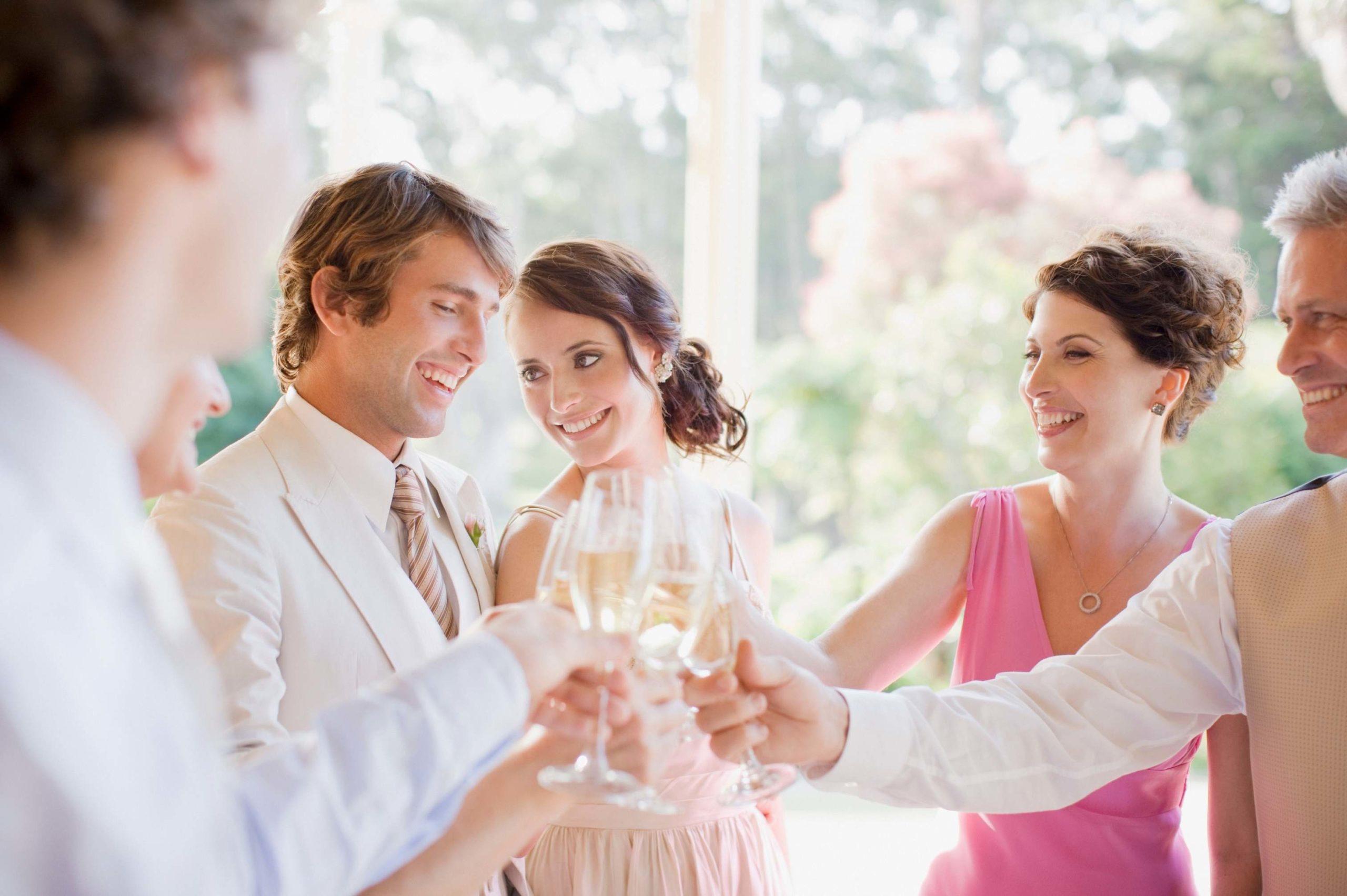 liste d'invités pour un mariage en petit comité