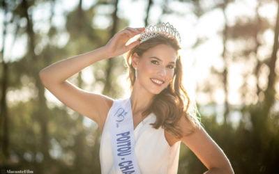 Rencontre avec Justine Dubois Miss Poitou-Charentes 2020