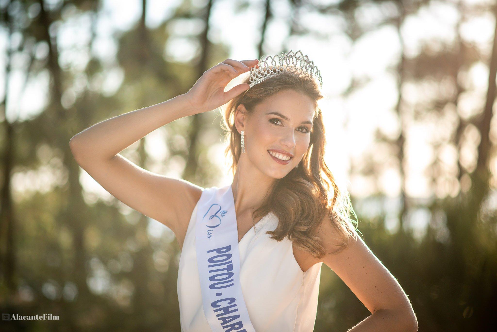 Miss Poitou-Charentes 2020 shooting officiel