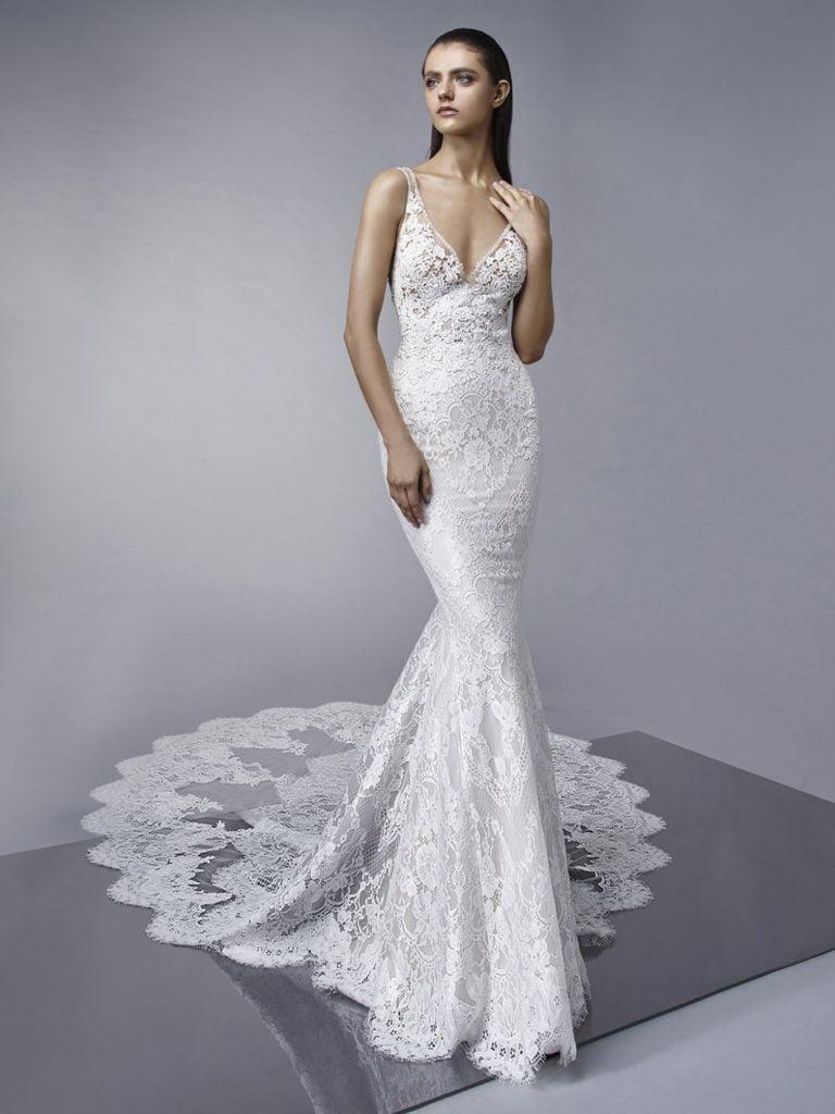 robe de mariage sirene Enzoani Masha