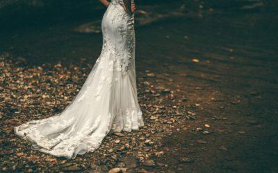 Une robe de mariage sirène ?