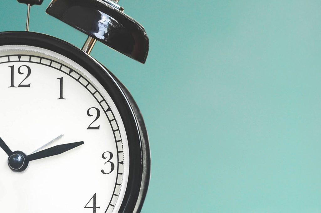 horaire choisir le bon moment