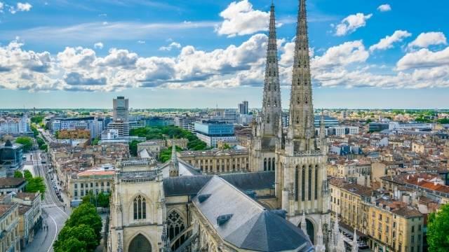 cathedrale st andre bordeaux