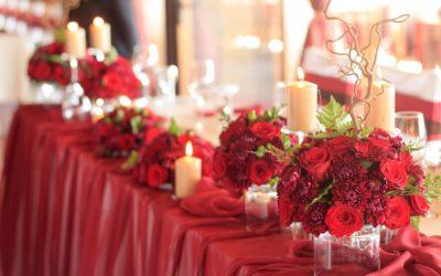 La décoration de vos tables de mariage