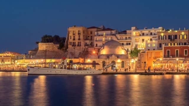 croisiere mariage crete grece