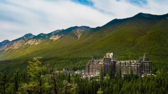 lieu de reception de mariage montagne canada