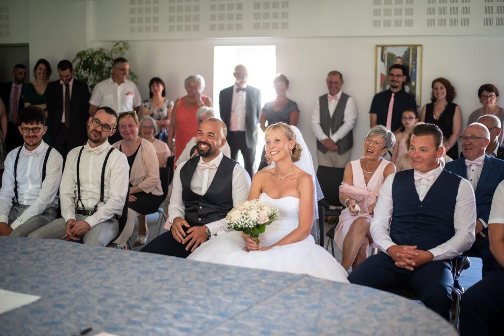 cérémonie marié dans les landes