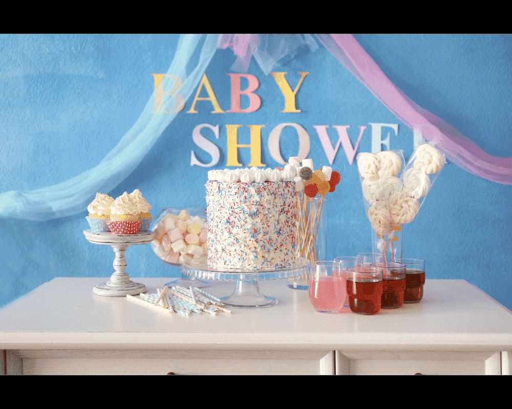 idée de décoration thème baby shower