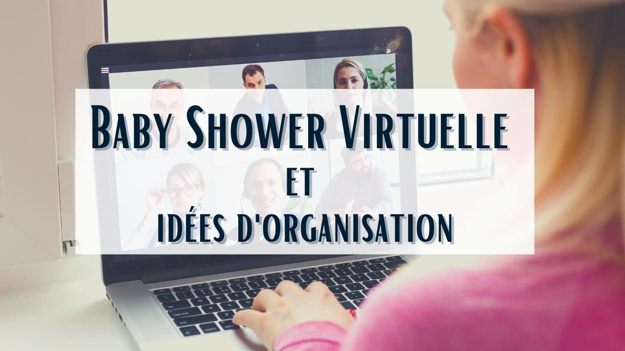 baby shower virtuelle